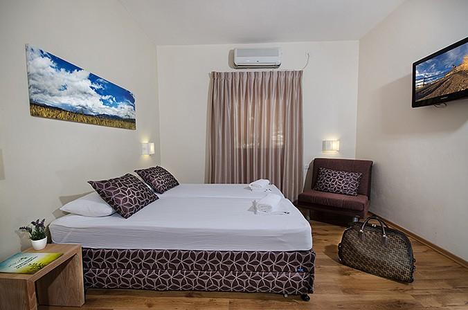 מלון מטיילים מלכיה
